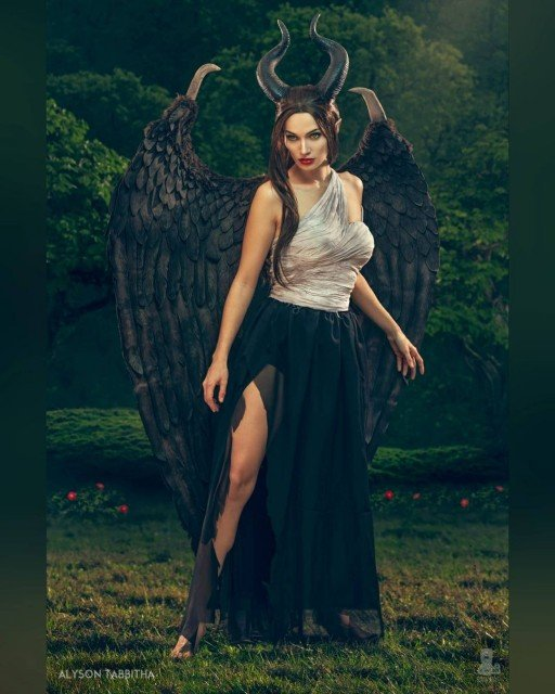 Maleficent: Mistress of Evil Cosplay made and worn by me!...