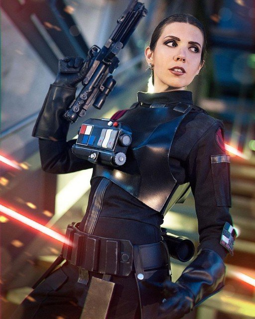 May the 4th be with you! #maythe4thbewithyou #starwars #starwarscosplay #starwarsday