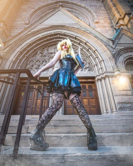 What A Wonderful Way To Kill 💀--📸: @ssnwwc ---Character: Misa...
