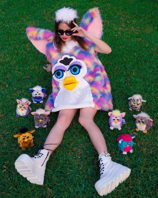 if you guys don't start appreciating my furby posts i...