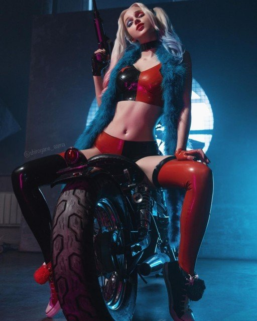 Missed me, Puddin'? Let's have some fun together: only you,...