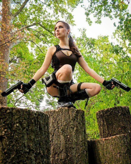 🔸️Support my cosplay if you want: 🔹️patreon.com/tanyacroft.#tombraiderunderworldcosplay #tombraiderlaracroft #cosplaytombraider #laracroft...
