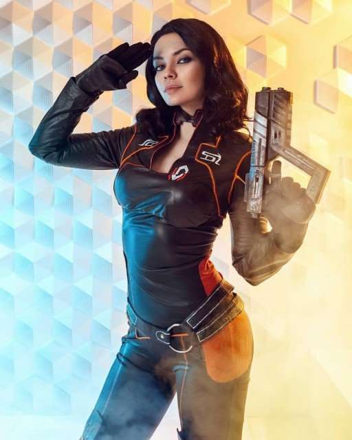 Mass Effect month continues 🎮❤ Who's your favorite character from...