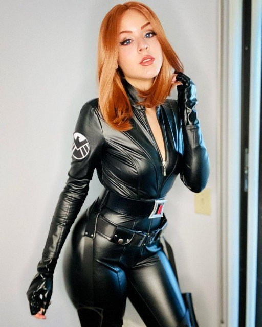 @black.widow is out today! Hope everyone is having a great...