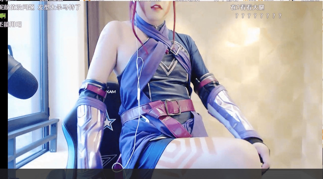 BurNIng сделал косплей на женскую версию Anti-Mage. Получилось не хуже, чем у Valve