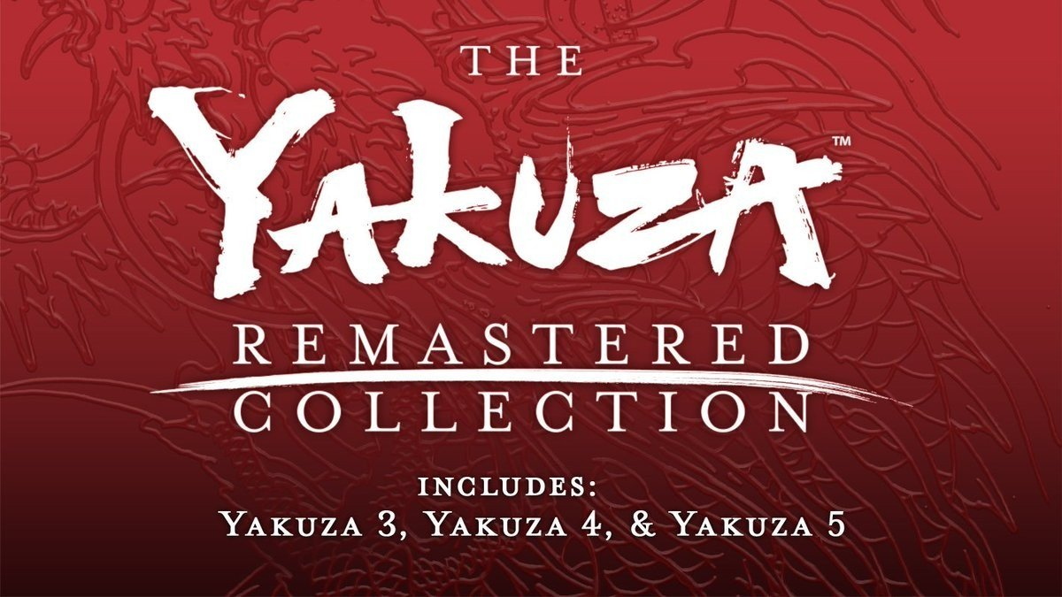 Системные требования Yakuza Remastered Collection для PC