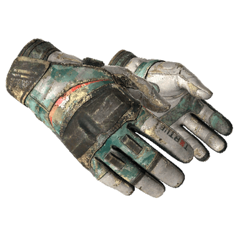 Moto Gloves, Spearmint