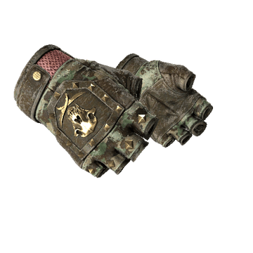 Bloodhound Gloves, Guerrilla