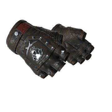 Bloodhound Gloves, Charred