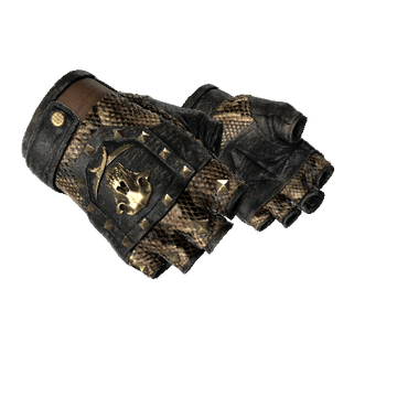 Bloodhound Gloves, Snakebite